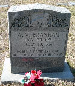A V Branham