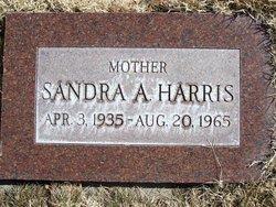Sandra K <I>Atkin</I> Harris