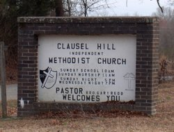 Clausel Hill Cemetery