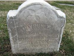 Hyrum Walter Burton