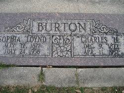 Charles Heber Burton