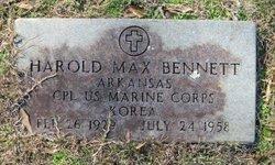 Harold Max Bennett