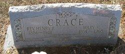 Mary Ellen <I>Blair</I> Crace