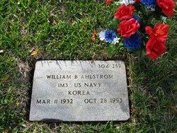 William B Ahlstrom