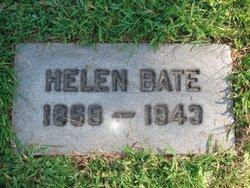 Helen <I>Hazen</I> Bate