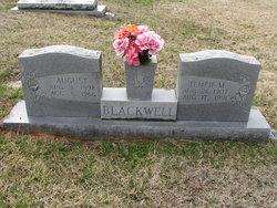 Tempie Maude <I>McDaniel</I> Blackwell