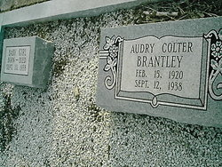 Audry <I>Colter</I> Brantley