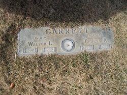 Walter Lee Garrett