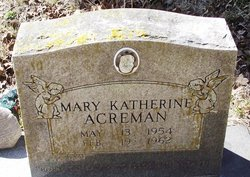 Mary Katherine Acreman