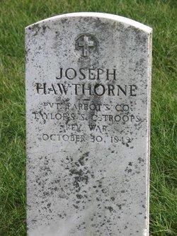 Joseph Hawthorne