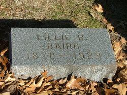 Lillie B. <I>Fickel</I> Baird