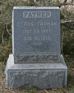 Cyrus Tatman