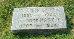 John C Pickrell