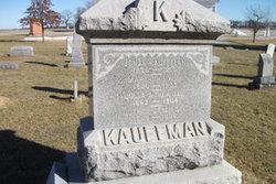 Mary Jane <I>Schermerhorn</I> Kauffman