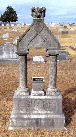 Lovic Blanton King