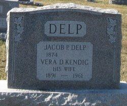 Vera D <I>Kendig</I> Delp
