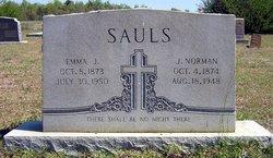 Emma J. Sauls
