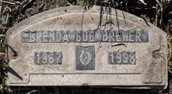 Brenda Sue <I>Cline</I> Brewer