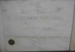 Evelyn D Piscopo
