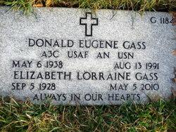 Donald Eugene Gass