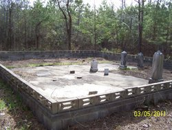 Jim Jeffreys Cemetery