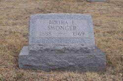 Bertha E. Swonger