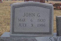 John G. Swonger