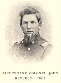 LT John Beverly