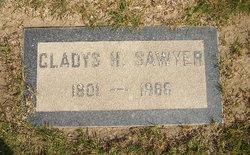 Gladys J. <I>Hooe</I> Sawyer