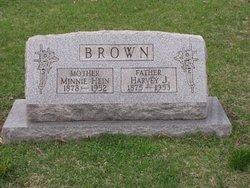Harvey J Brown