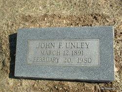 John F. Unley
