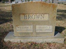 Lillian L. <I>Newton</I> Brown