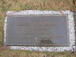 "James Robert ""Rob"" Russell"