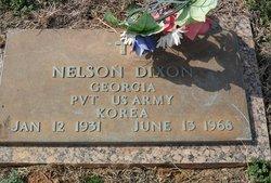 Nelson Dixon