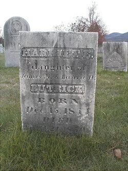 Harriet E. Butrick