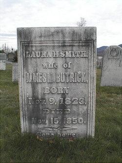 Laura H. <I>Smith</I> Butrick
