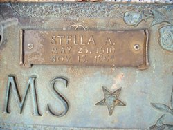Stella May <I>Akins</I> Adams