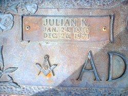 Julian Kermit Adams