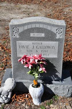 Lovie Jane <I>Sermons</I> Galloway