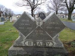 James T Brady