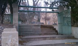 Shaarey Tzedek Cemetery