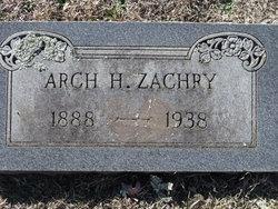 Arch Hugh Zachry