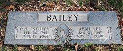 Abbie Lee <I>Gentle</I> Bailey