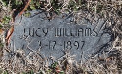 Lucy Tunstall Williams