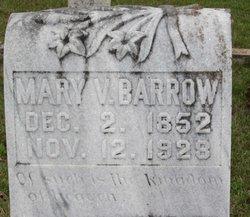 Mary Valilia <I>Cone</I> Barrow