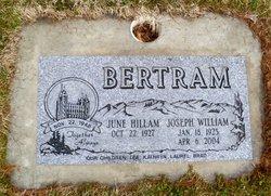 Joseph William Bertram
