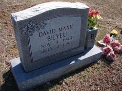 David Maxie Bilyeu
