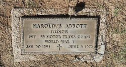 Harold S. Abbott