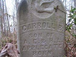 Carroll B. AppleGate