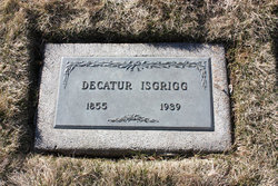 Decatur Isgrigg